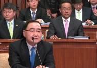 정홍원 청문회 이틀째…도덕성·공직생활 등 집중 검증