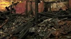 평창동 해원사 불…10분만에 불길 잡았지만 법당 전소