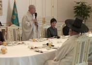 """박근혜, 종교 지도자와 오찬…""""정치 바른 길 가도록 관심"""""""