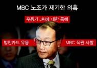 '김재철-무용가 J' 무슨 관계기에…다시 들춰보는 검찰