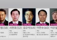 청와대, 국정원 차장-원자력안전위원장 인선 발표
