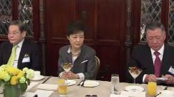 박 대통령-대기업 총수 첫 만남…'코리아 세일즈' 외교