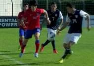 툴룽컵 청소년 축구, 미국 꺾었다…이젠 월드컵 준비