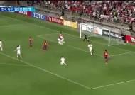 '졌지만' 8연속 월드컵 본선 티켓…이란에게 0-1 패배