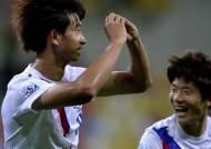 류승우 2경기 연속 골, '제2의 박지성?' 스타 탄생 예고
