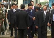 남북 실무회담 준비 선발대 방북…67일 만에 개성공단행