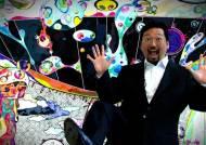 예술의 경계 허물다…일본 팝아트 거장이 말하는 '오타쿠'