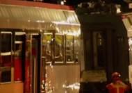 스위스서 열차 2대 정면 충돌 사고 발생…44명 부상