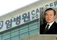 '혈압상승' 노태우 전 대통령 입원…추징금 이번주 고비