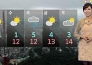 [날씨] 매서운 추위에 '꽁꽁'…일부에 한파주의보