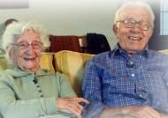 """81년 해로한 미국인 부부 """"행복 비결, 아내 말 듣는 것"""""""