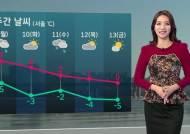 [날씨] 밤사이 미세먼지 농도 상승…8일 따뜻
