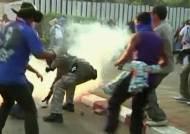 태국, 한달 만에 유혈사태…경찰 1명, 실탄 맞고 사망