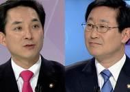"""[직격토론] 박민식 """"정당공천제 폐지 공약, 의견 밝혀야"""""""