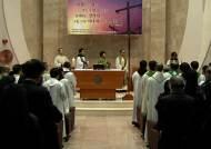 천주교 수도회, 6개월 만에 시국미사…보수신자와 충돌