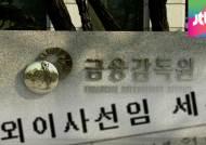 금감원 현직 국장이 금융사 감사로…돌아온 '금피아'