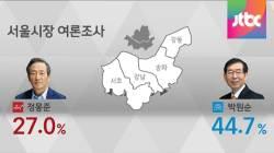 [판세판독] 격전지 서울…'강남 3구' 표심 흔들리나?