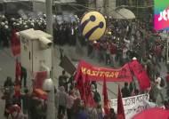 터키서 탄광 폭발로 240여 명 사망…항의시위 격렬