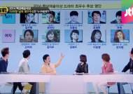 """[썰전] 이윤석 """"백상 최우수상 예측, 유아인·전지현"""""""