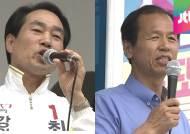 초박빙 강원지사 후보 대결…'빅3' 지역서 유세 주력