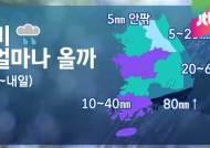 [날씨] 오늘도 전국에 비…경남 해안 80mm