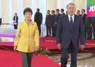 한-카자흐 정상회담…20년간 전력공급 계약 체결