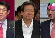 [여당] 김무성 체제 구축…'비박' 전면 등장에 실종된 탕평