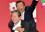 [여당] 이정현 등에 업고 '활짝'…김무성 대표의 속내는