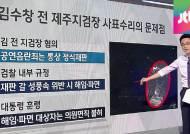 """현직검사 """"법무부, 법이 없는 부처""""…김수창 사표 수리 비판"""