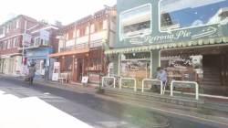 [맛있는 월요일] 오래된 도도함, 팔판동 골목