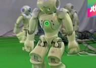 스포츠는 인간 전유물? 축구·복싱 무대 데뷔한 로봇