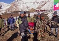 히말라야 산사태 실종 70여명…여건 열악해 수색 난항