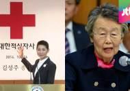 '낙하산 인사 논란' 이인호·김성주, 국감서도 시끌시끌