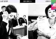 국감 마지막 장식한 두 여성, 김성주 그리고 김부선