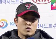 신들린 LG 신정락, 넥센 타선 '봉쇄'…PO 승부 원점!