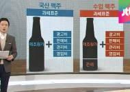[팩트체크] 국산맥주보다 더 싼 수입맥주, 그 이유는?