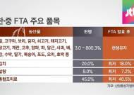 중국산 김치, 한국인 식탁 점령?…한중 FTA 영향은?
