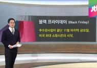 [팩트체크] 블랙 프라이데이, 한국 직구족에게도 '대박'?