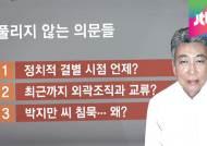 [여당] '국정개입 의혹' 정윤회 해명에도…남는 의문점들