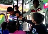 벨트 휘둘러 버스 성추행범 응징…인도 '용감한 자매'