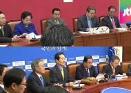 예산안 처리되자마자…'정윤회·사자방' 등 정국 혼란