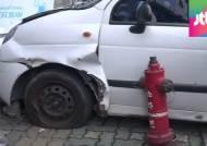 서울 성북구서 승용차, 편의점 돌진 사고…운전자 부상