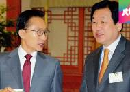 [여당] 김무성, MB 신년 인사 추진…빅딜 물거품 되나?