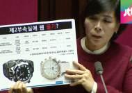 청와대 제2부속실서 '시계형 몰카' 구입…용도 논란