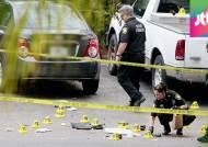 미국 경찰관 잇단 총격 사망…'흑백 갈등' 긴장 고조