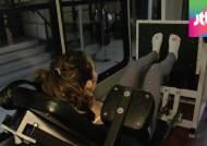 사무실 앞으로…바쁜 직장인 찾아가는 '버스 헬스장'