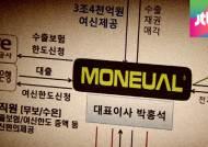 담뱃갑·티슈 상자에 뇌물…모뉴엘, 기상천외한 로비