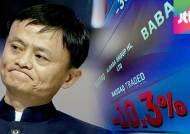 잘 나가던 알리바바, 4분기 실적 주춤…중국 규제 탓?