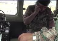 """군복 입은 요르단 국왕 """"가차없다"""" … 전투기 30대 IS 폭격"""
