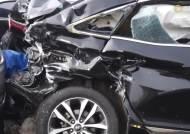 '시계 제로' 영종대교 위 쾅쾅쾅 … 사고차량 1.3㎞ 이어져
